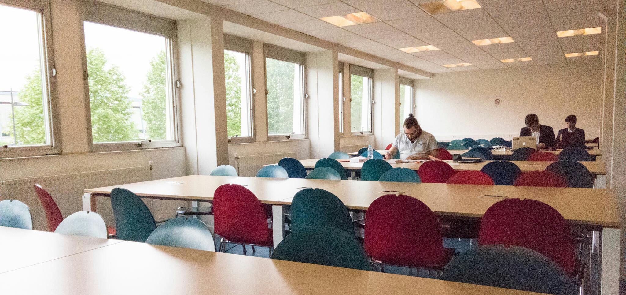 Salle de lecture BUFR DSP